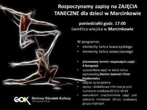 taniec Marcinkowo